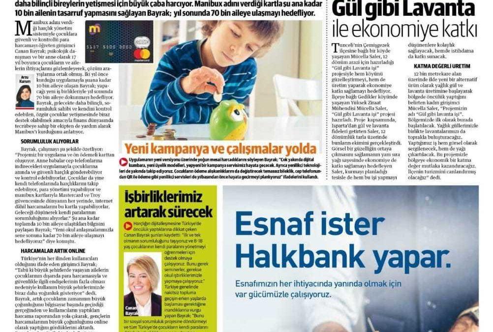 Yeni Şafak Gazetesi 14.11.2018